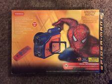 Spider-Man 2 Real Mechanism Wireless Video Camera Marvel Comics 2004 Brand New