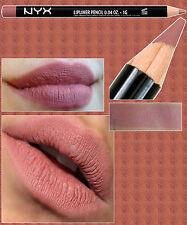 NYX Delineador de labios fino Lápiz de Labios-abre los ojos neutral-Rosa Nude Beige-SPL860