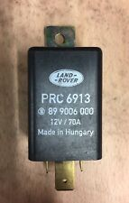 Land Rover Defender Discovery Tdi Glow Plug Relay Timer PRC6913