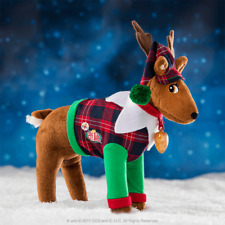 NEW 2017 Elf On The Shelf Claus Couture Playful Reindeer PJ's CCRDPLAYPJ