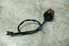 07 Suzuki DL 650 DL650 V-Strom right hand control switch starter button