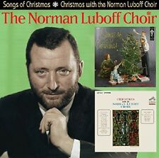 NORMAN CHOIR LUBOFF - SONGS OF CHRISTMAS   CD NEU