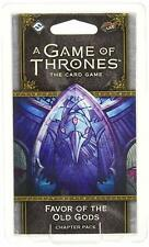 Favor of the Old Gods Chapter pack for A Game of Thrones LCG 2nd edition - NEW