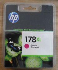 HP 178XL Tinte magenta CB324HE Photosmart 5510 5515 6510 7510 B8553 C5383   2016