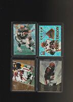 Corey Dillon Bengals Football 7 Card Lot Inserts and Base