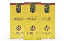 3 Boxes Organo Gold Cafe Latte 100% Ganoderma Gourmet Coffee (2 Day Delivery)