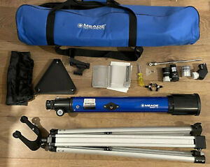 MEADE INFINITY 70 REFRACTOR TELESCOPE WITH CARRY BAG