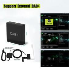 DAB+ Box Digital Radio Antenna Tuner FM Transmission USB MCX Amplified  Antenna