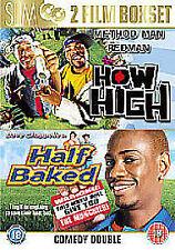 How High/Half Baked [DVD], Very Good DVD, Bob Saget, Stephen Baldwin, Willie Nel