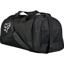 FOX RACING 180 DUFFLE BAG BLACK MX MOTOCROSS LUGGAGE WEEKENDER OVERNIGHT CARRY