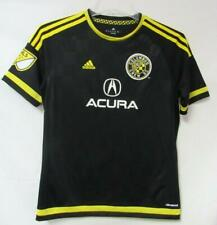 Adidas Columbus Crew SC Youth Size L or XL ClimaCool Performance Jersey A1 1678
