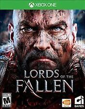 Lords of the Fallen (Microsoft Xbox One, 2014) - DISC ONLY