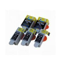 5 PK Compatibl For Kodak 30 XL Ink Cartridge 2 Sets ESP Office 2170 C310 Printer