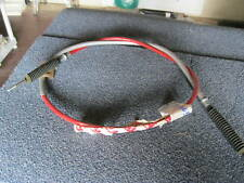 Ferrari 456 GT Transmission / Autobox Control Cable  # 170963