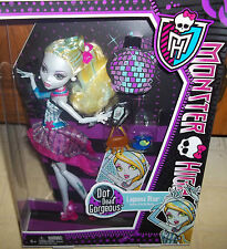 MONSTER HIGH Dot Dead Gorgeous LAGOONA BLUE Doll New