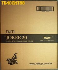 Ready Hot Toys Batman The Dark Knight DX11 Joker Heath Ledger 1/6 Normal Open