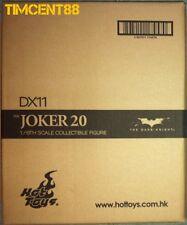 Ready! Hot Toys Batman The Dark Knight - DX11 Joker Heath Ledger 1/6 Figure New