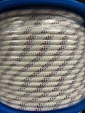 11mm LSK Low Stretch Abseiling  / Climbing Rope 200m NEW