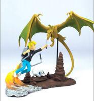 "McFarlane Toys 6"" Hanna Barbera Series 2 Jonny Quest battles creature Pteranodon"
