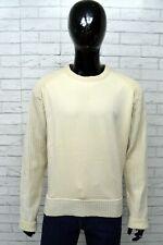 Maglione SERGIO TACCHINI Uomo Taglia XXL Felpa Maglia Pullover Sweater Cardigan