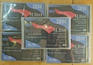 IBM SLR60 - PN 19P4209 - Lot of 5, Brand New, Factory Sealed