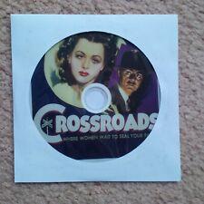 Crossroads (1942) film noir with William Powell, Hedy Lamarr, Claire Trevor