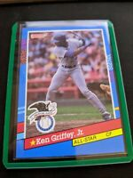 1991 Donruss Ken Griffey Seattle Mariners #49 Baseball Card