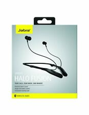 Jabra Halo Fusion Bluetooth Wireless headset - Black