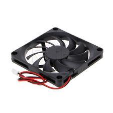 Ventola 24V 80X80x10 mm cooling fan brushless turbine 3D printing