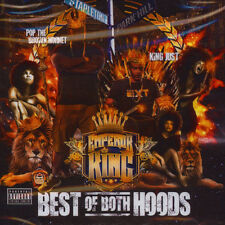 King Just & POP poiché Brown Hornet-best of both Hood (CD - 2016-US-original)