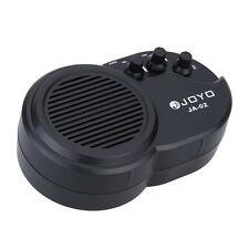 JOYO JA-02 3W Mini Electric Guitar Amp Amplifier Speaker with Volume Tone