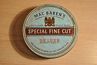 Mac Baren's Special Fine Cut  tobacco tin