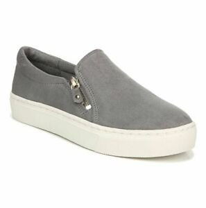 Gray Women's Slip-on Shoes - Size 7.5W