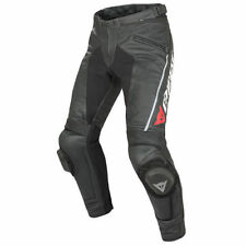 Dainese Leather Summer Motorcycle Trousers
