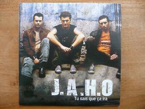 J.A.H.O, Tu sais que ça ira + 1 / CDS M6 Interactions 1784-1 / F 2004