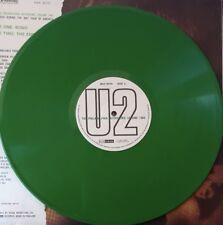 U2 - THE PHILADELPHIA INTERVIEWS: VOL. 2 BAKTABAK BAK 6010 MADE IN ENGLAND GREEN