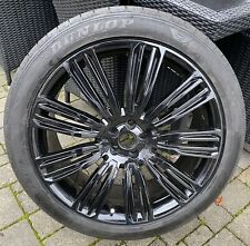 """NEU Alufelge Range Rover Sport + VELAR 9jx22"""" Zoll AST/black KBA 275/40R22 108V"""