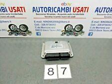 CENTRALINA MOTORE AUDI A4 8E 1.8 TDI '02 038906019JT/0281011138