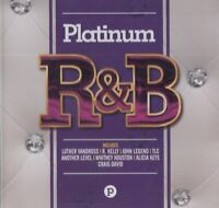 PLATINUM R&B (2017) 18-track CD NEW/SEALED John Legend Whitney Houston