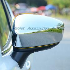 New Chrome Mirror Cover Trim for Mazda 3 M3 Axela 2014 2015 2016