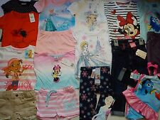 NEW MOTHERCARE NEXT 27x MINNIE FROZEN BUNDLE OUTFITS GIRL CLOTHES 2/3 YRS(3)NRK