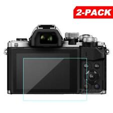 2x Tempered Glass Screen Protector for Olympus E-M1/II E-M10/II III E-M5II PL8/7