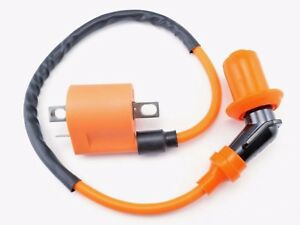 High Performance Ignition Coil Arctic Cat Model 90 Y-12 Youth For 2002- 2004 2x4
