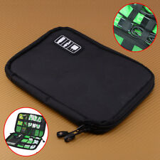 Portable Travel Storage Bag Organizer Case for Electronic Accessories