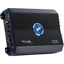 Planet Audio Pulse PL1200.2 Car Amplifier - 1200 W PMPO - 2 Channel - Class AB