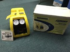 Bacharach Stinger 2000 Oilless Commercial Refrigerant Recovery Unit