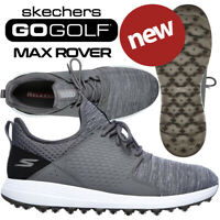 Skechers Go Golf Max Rover Men's Golf Shoes Charcoal - NEW! 2020