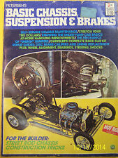 PETERSEN's BASIC CHASSIS, SUSPENSION & BRAKES No. 3 from 1974