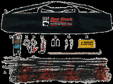 UDAP Bear Shock Food Storage Electric Fence