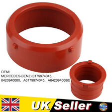 Fit For Mercedes-Benz ML-Class R-Class W164 Red Turbo Intake Seal Red Rubber UK
